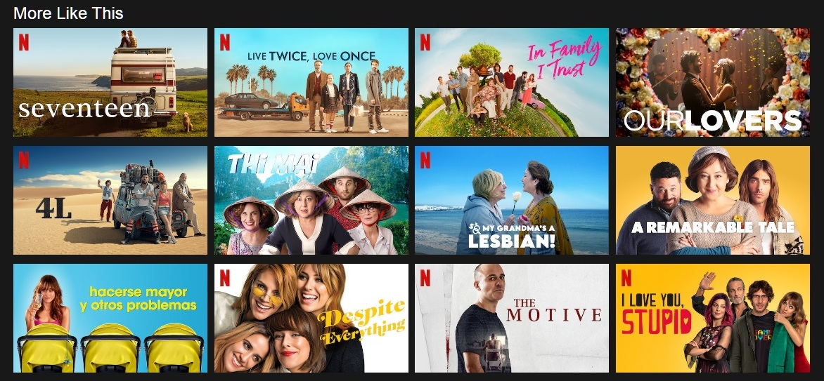shows to stream on Netflix